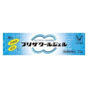 (第2類医薬品) 大正製薬 プリザクールジェル 15g  返品種別B|joshin