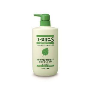 ユースキンS ボディシャンプー 500ml ユースキン製薬 ユ-スキンSボデイシヤンプ- 返品種別B|joshin