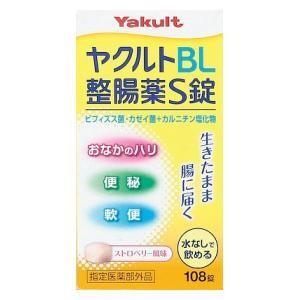 ヤクルト本社 ヤクルトBL整腸薬S錠 108錠  返品種別B|joshin