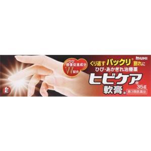 (第3類医薬品) 池田模範堂 ヒビケア軟膏a 35g  返品種別B|joshin