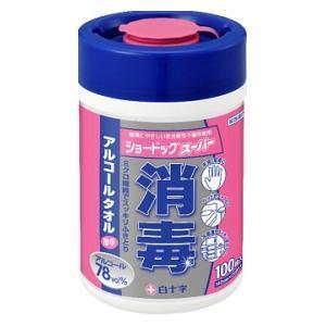 ショードック スーパー ボトル 100枚 白十字 シヨ-ドツクス-パ-ホンタイ 返品種別A joshin