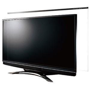ニデック 49/ 50VS型対応 液晶テレビ保護パネル LEQUA GUARD(レクアガード) C2ALGB204957221 返品種別A|joshin