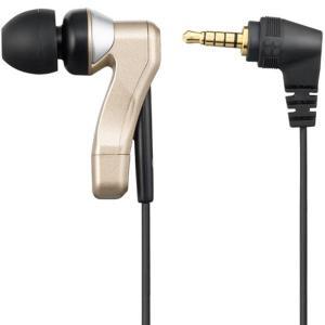 パイオニア フェミミ専用 片耳用イヤホンマイク密閉挿入型(ゴールド) Pioneer femimi VMR-AE07-N 返品種別A joshin