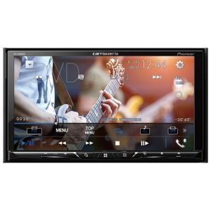 パイオニア 7V型ワイドVGAモニター チューナー・DSPメインユニットBluetooth/ DVD/ CD/ USB carrozzeria(カロッツェリア) FH-7400DVD 返品種別A|joshin