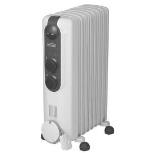 デロンギ オイルヒーター(8〜10畳) (暖房器具)De'Longhi AmiCald(アミカルド) RHJ35M0812-DG 返品種別A|Joshin web