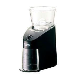 デロンギ コーン式コーヒーグラインダー ブラック DeLon...