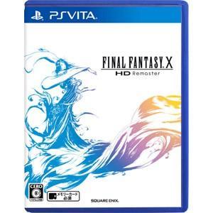 スクウェア・エニックス (PS Vita)FINAL FANTASY X HD Remaster 返品種別B|joshin