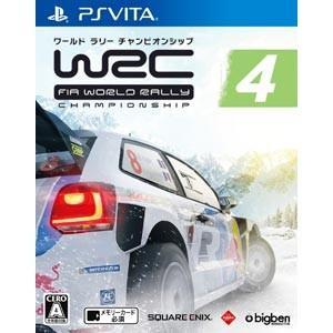 スクウェア・エニックス (PS Vita)WRC 4 FIA ワールドラリーチャンピオンシップ 返品種別B|joshin