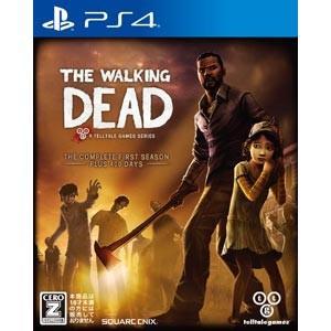 スクウェア・エニックス (PS4)ウォーキング・デッド(THE WALKING DEAD) 返品種別...