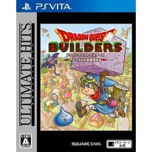 スクウェア・エニックス (PS Vita)アルティメット ヒッツ ドラゴンクエストビルダーズ アレフガルドを復活せよドラクエ 返品種別B|joshin
