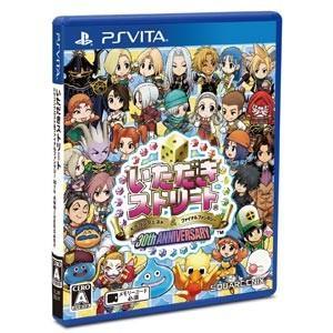 スクウェア・エニックス (PS Vita)いただきストリート ドラゴンクエスト&ファイナルファンタジー 30th ANNIVERSARYFF ドラクエ アニバーサリー 返品種別B|joshin