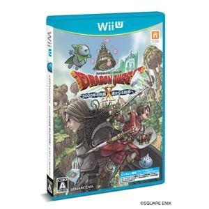 スクウェア・エニックス (Wii U)ドラゴンクエストX 5000年の旅路 遥かなる故郷へオンライン 返品種別B|joshin