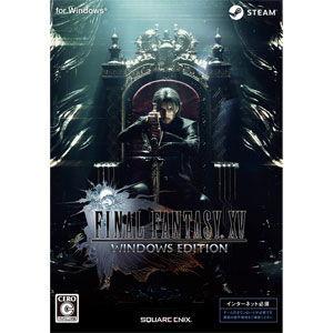 スクウェア・エニックス (Windows)ファイナルファンタジーXV ウィンドウズエディション 返品種別B|joshin