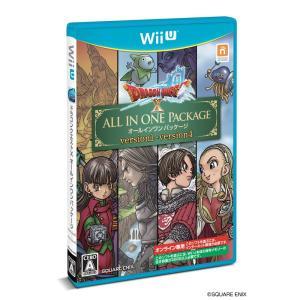 スクウェア・エニックス (Wii U)ドラゴンクエストX オールインワンパッケージ(ver.1 + ver.2 + ver.3 + ver.4)ドラクエ ドラゴンクエスト10 返品種別B|joshin