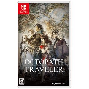 スクウェア・エニックス (Nintendo Switch)オクトパストラベラー 返品種別B
