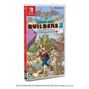 スクウェア・エニックス (封入特典付)(Nintendo Switch)ドラゴンクエストビルダーズ2 破壊神シドーとからっぽの島 返品種別B|joshin