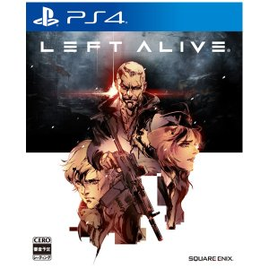 スクウェア・エニックス (封入特典付)(PS4)LEFT ALIVE 返品種別B|joshin