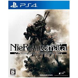 スクウェア・エニックス (PS4)NieR:Automata Game of the YoRHa E...