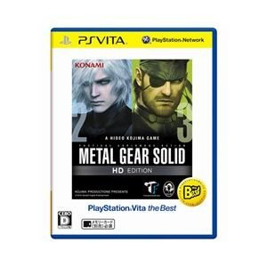 コナミデジタルエンタテインメント (PS Vita)METAL GEAR SOLID HD EDITION PlayStation(R)Vita the Best 返品種別B