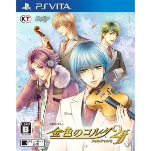 コーエーテクモゲームス (PS Vita)金色のコルダ2 ff(通常版)フォルテッシモ 返品種別B joshin