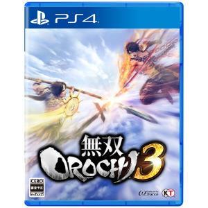 コーエーテクモゲームス (PS4)無双OROCHI 3 通常版(発売日以降 出荷予定) 返品種別B|joshin