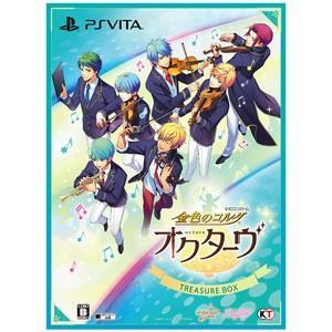 コーエーテクモゲームス (特典付)(PS Vita)金色のコルダ オクターヴ トレジャーBOX 返品種別B joshin