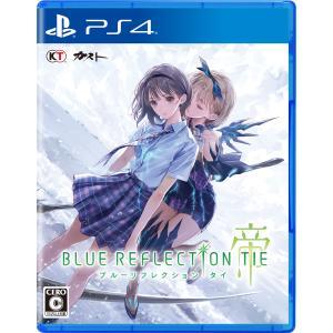 コーエーテクモゲームス (上新オリジナルデジタル特典付)(PS4)BLUE REFLECTION TIE/ 帝 通常版 返品種別B Joshin web