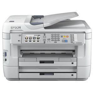 エプソン A3ノビプリント対応 ビジネスインクジェット複合機ファックス搭載 用紙カセット250枚×2段+背面手差し1枚 PX-M5041F 返品種別Aの商品画像