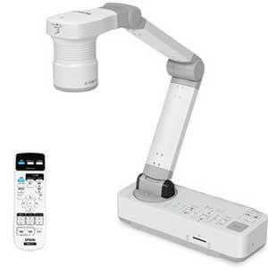 エプソン ビジネスプロジェクター用 (書画カメラ(実物投映機)) 「ELPDC21」 ELPDC21 返品種別A|joshin