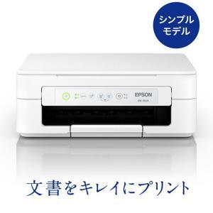 エプソン A4プリント対応 インクジェットプリンタ複合機(ブラック顔料、3色染料) EPSON Co...