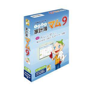 テクニカルソフト てきぱき家計簿マム9 返品種別B|joshin