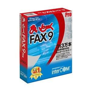 インターコム まいとーく FAX 9 Pro 5ユーザーパック 返品種別A|joshin