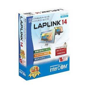 インターコム LAPLINK 14 2ライセンスパック 返品種別B|joshin