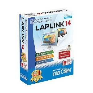 インターコム LAPLINK 14 1ライセンスパック 返品種別B|joshin