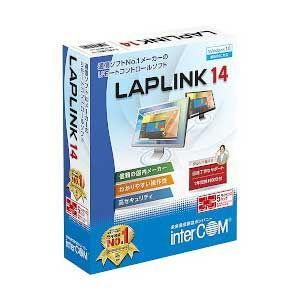 インターコム LAPLINK 14 5ライセンスパック 返品種別B|joshin