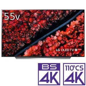 (標準設置 送料無料 Aエリアのみ) LGエレクトロニクス 55V型 有機ELパネルテレビ (別売U...