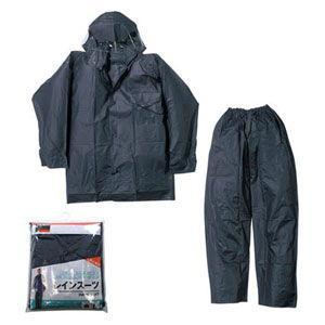 在庫状況:在庫あり/2日〜4日で出荷/◆防水性に優れた廉価版レインスーツです。◆作業・農作業などの簡...