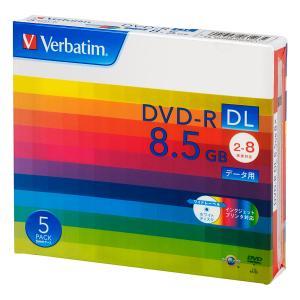 バーベイタム データ用8倍速対応DVD-R DL...の商品画像