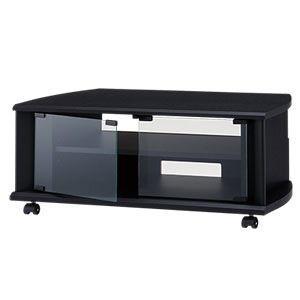 ハヤミ 32V型まで対応 テレビ台 (ブラック) TIMEZ(タイメッツ) BSシリーズ TV-BS80L 返品種別A joshin