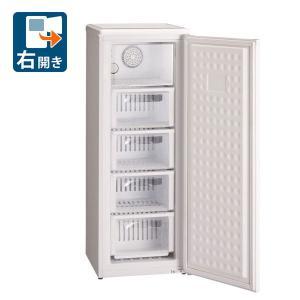 (標準設置 送料無料) 三ツ星貿易 114L 冷凍庫(右開き)ホワイト EXCELLENCE MA-6120FF-W 返品種別A|joshin