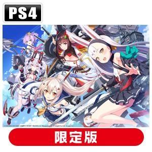 コンパイルハート (特典付)(PS4)アズールレーン クロスウェーブ 限定版 返品種別B|joshin