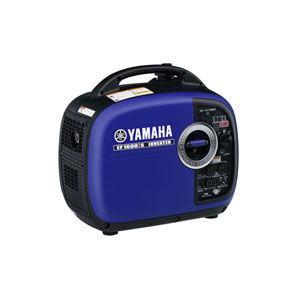 ヤマハ発電機 ガソリン式 防音型 インバータ発電機 1.6kVA YAMAHA EF1600iS 返...