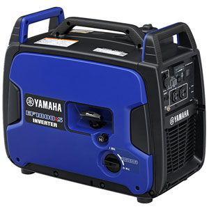 ヤマハ発電機 ガソリン式 防音型 インバータ発電機 1.8kVA YAMAHA EF1800iS 返...