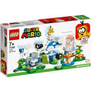 レゴジャパン レゴ(R)スーパーマリオ ジュゲムのフワフワチャレンジ(71389) 返品種別B Joshin web