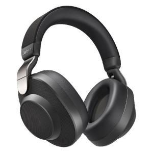 Jabra ノイズキャンセリング機能搭載Bluetooth対応ヘッドホン(チタンブラック) Jabr...