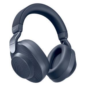 Jabra ノイズキャンセリング機能搭載Bluetooth対応ヘッドホン(ネイビー) Jabra E...