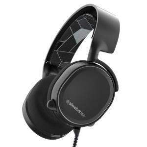 SteelSeries ゲーミングヘッドセット「Arctis 3」ブラック SteelSeries ...