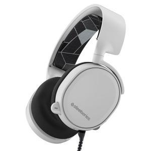 SteelSeries ゲーミングヘッドセット「Arctis 3」ホワイト SteelSeries ...