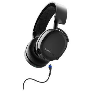SteelSeries ゲーミングヘッドセット「Arctis 3 Bluetooth」 61509(...