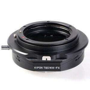 在庫状況:入荷次第出荷/◆マウントアダプター T&S NIK-FX (ボディ側:富士フィルム X-P...